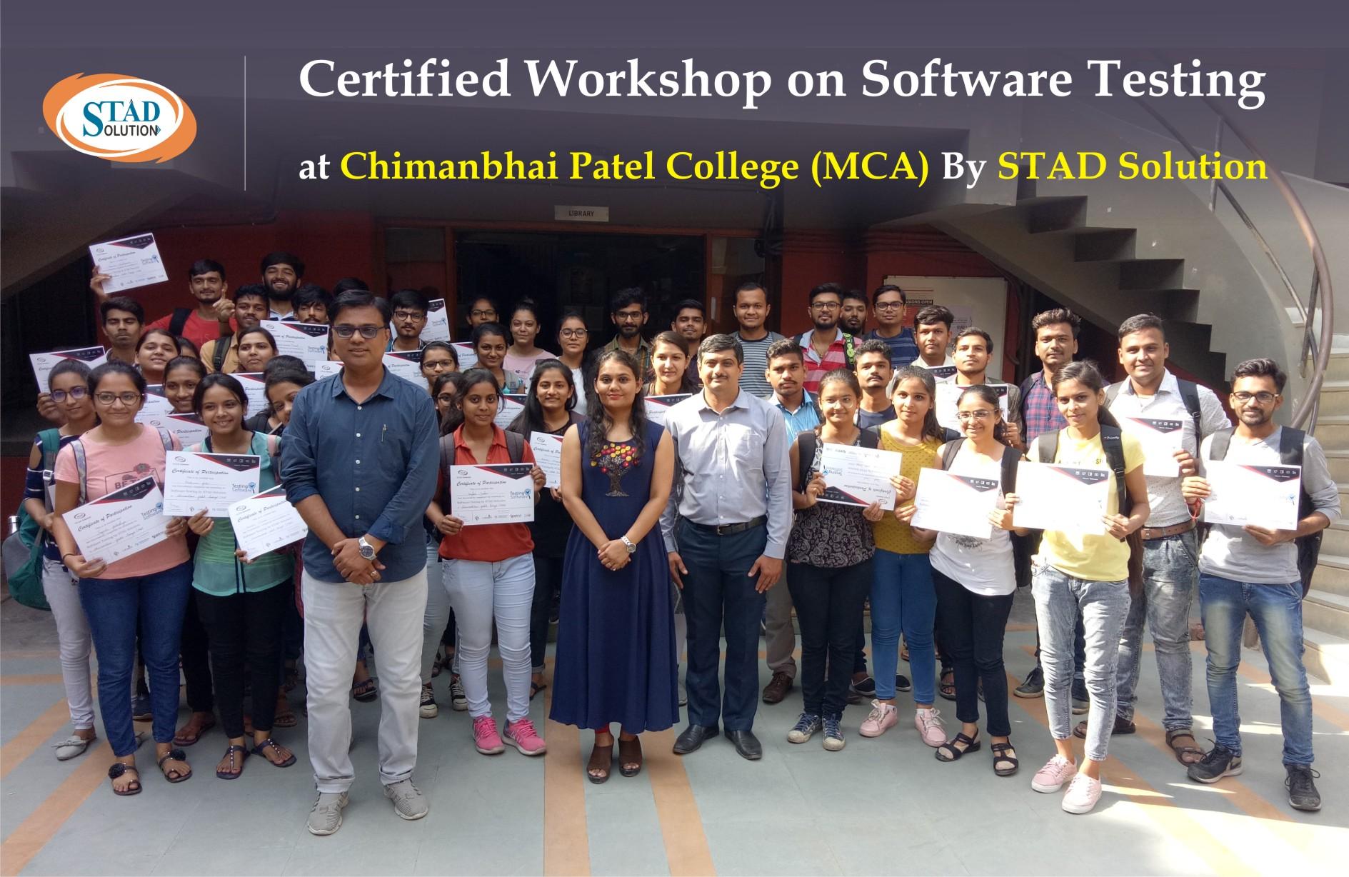 Chimanbhai Patel College