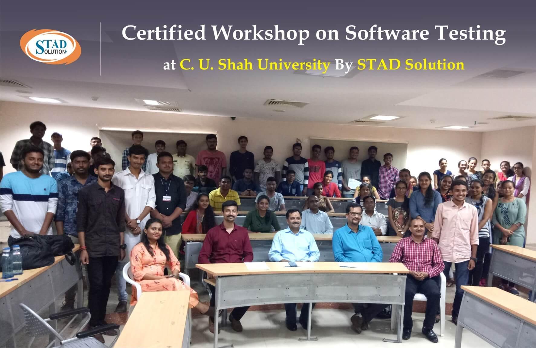C.U. Shah University
